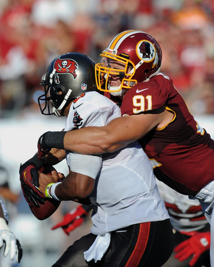 Ryan Kerrigan // Washington Redskins