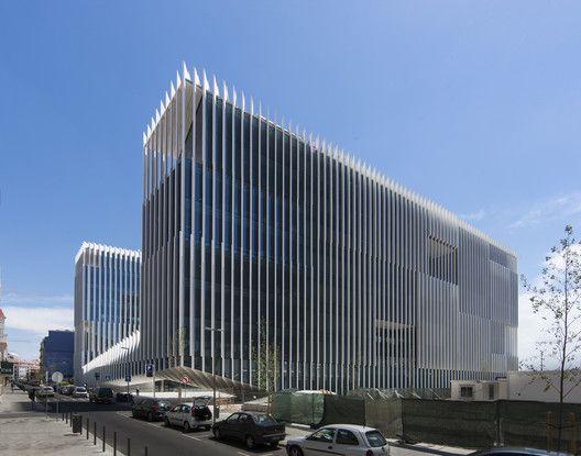 EDP Headquarters,© Juan Rodriguez