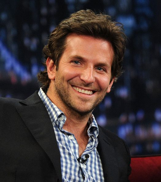 I see Bradley Cooper in my head for my hero Aaron