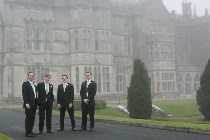 Mr & Mrs Smith at Adare Manor - West Coast Weddings Ireland