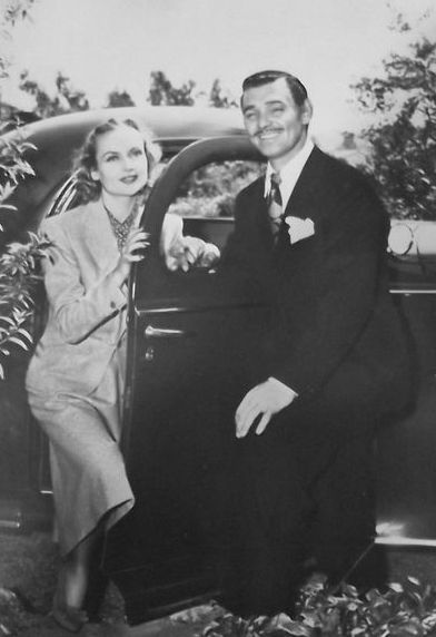 Clark Gable and Carole Lombard | Clark Gable and Carole Lombard–Married, Married At Last