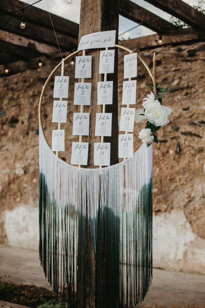 glen ellen farm wedding photography // maryland, virginia, pennsylvania wedding photography  rustic farm wedding photos // l.a. birdie photography // organic natural wedding photography // boho dream catcher calligraphy name card hoop
