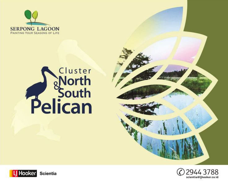 North Pelican - New Cluster @ Serpong Lagoon