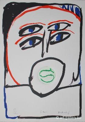 Pierre Alechinsky (1927) is een bewonderaar van volkskunst. Ook de volksachtige houtsneden van de kunstenaar Edgar Tijtgat kan hij appreciëren. Tijdens zijn opleiding verdiept hij zich in houtsneden uit oude boekillustraties die naar zijn mening ook een uiting van volkskunst zijn. Hij gebruikt deze als inspiratiebron voor een aantal illustraties.