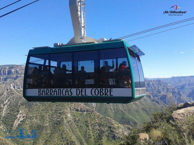 En TURISMO AL MAR, S.A. de C.V. lo invitamos a conocer los mejores paquetes turísticos en el Estado de Chihuahua, con nosotros podrá conocer y recorrer lugares espectaculares como el Pueblo Mágico de Creel en la Sierra Tarahumara, el Cañón de Pegüis, hacer un fabuloso recorrido por el teleférico en Barrancas del Cobre y muchos lugares más. Para Mayores informes sobre nuestros servicios comuníquese al teléfono (614) 410 9232 y http://www.coppercanyon.mx/   #visitachihuahua