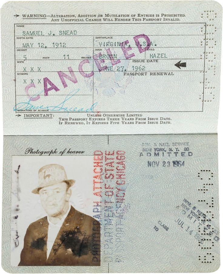 28 Best Vintage Passports Images On Pinterest Bauhaus Design De