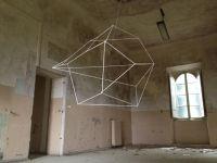 MONEYLESS-линеарные скульптуры рисунки в воздухе