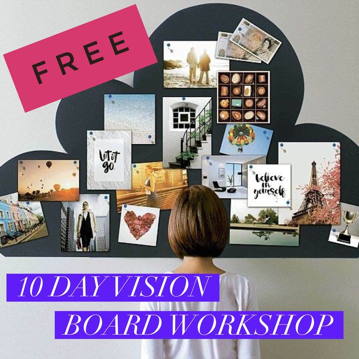 Free Vision Board Workshop - online!!  Do you want 2017 to be your best year yet? Want to find a way to really focus on setting goals and achieving them? Feeling lost and need to gain direction?  I'll also be sharing my vision board from 2016 and explaining how powerful it's been for me!! This free group will run for 10 days and we will learn what a Vision Board is and why you want to create one. This group will help you get clear about where you're at in life, what you really w..