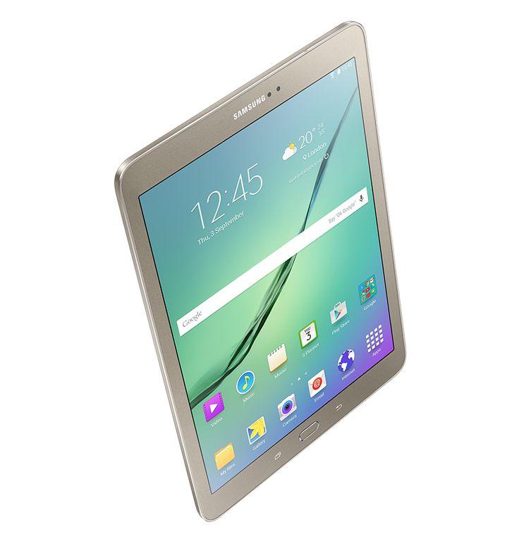 Samsung Galaxy Tab S (gold)