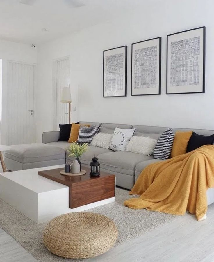 93 Simple Cozy Living Room Ideas On A Budget 26 Home Decor And Tips In 2020 Bright Living Room Modern Boho Living Room Yellow Living Room