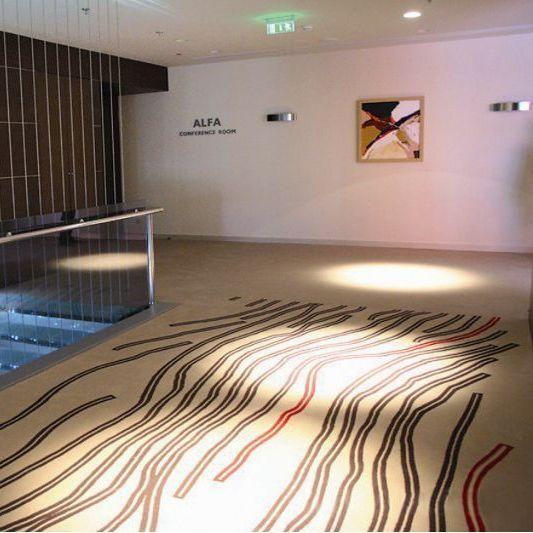 Mocheta personalizata pentru hotel | Perpetuum - amenajari interioare si exterioare