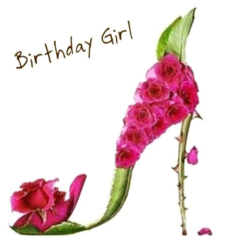Happy Birthday to you! Wishing you a beautiful day filled with love, laughter and all the things and people you love.  xoxo