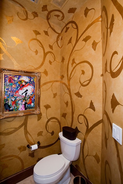 1000 Images About Hand Painted Designs On Walls On