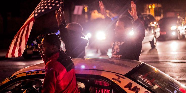 culture police deaths baltimore ferguson james wolcott