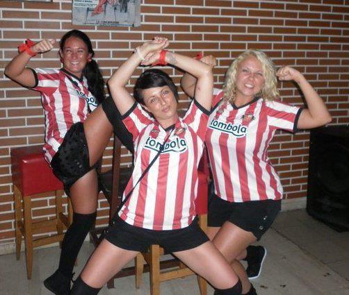 Black Cat Girls Safc Global Sunderland Afc Sunderland