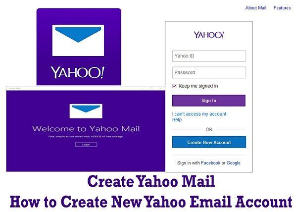 Yahoo Mail Account Creation Www Yahoomail Com Yahoo Small Business Mail Account Email Account