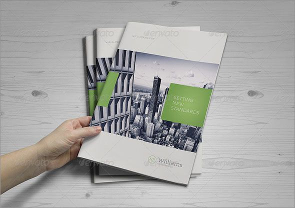 Printable Photoshop A4 Brochure Mockups Mock up, Brochures and - half fold brochure template