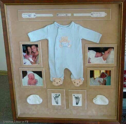 memory frame baby memory ideas pinterest spomienky a rmy