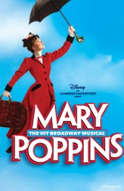 Mary Poppins...with the family in Sydney Australia!  Amazing!