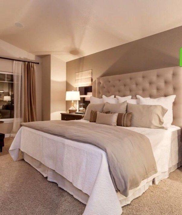 Romantic Modern Bedroom Designs For Couple