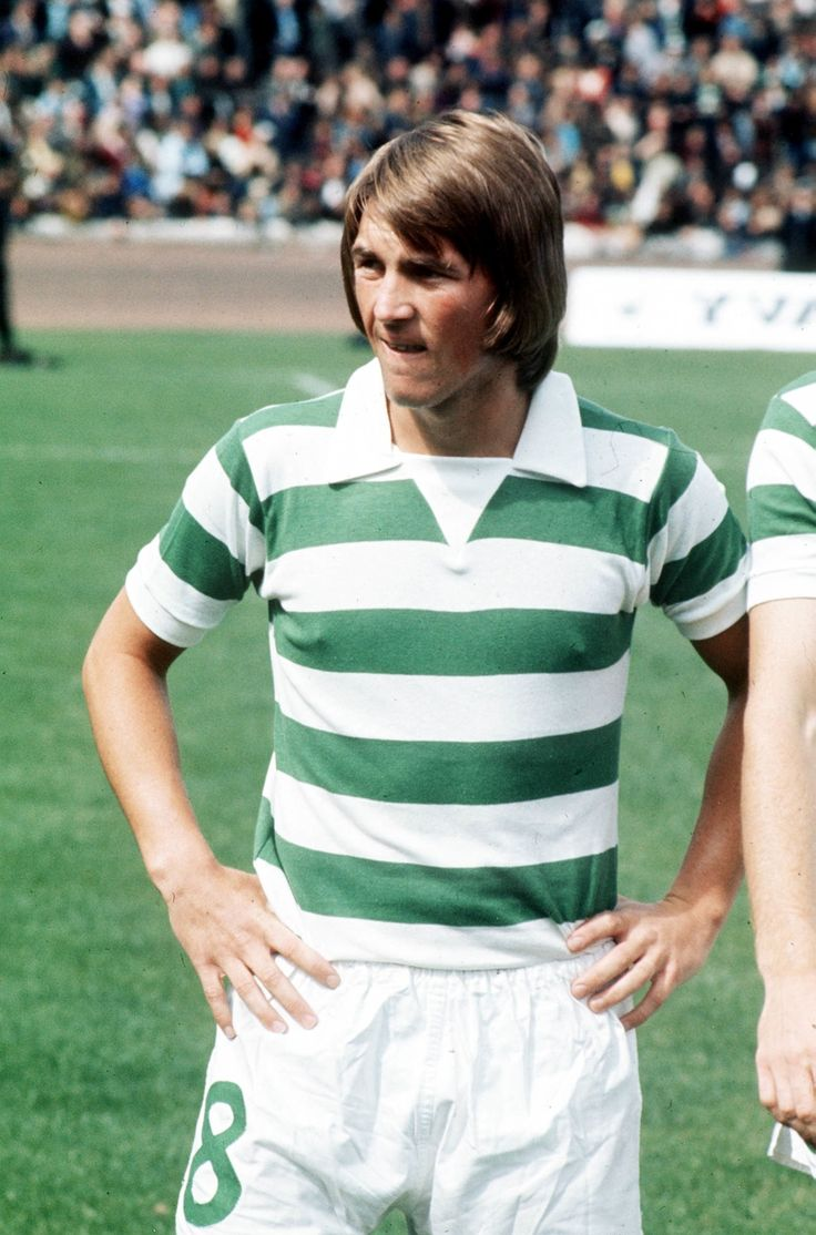 Kenny Dalglish, 1973.