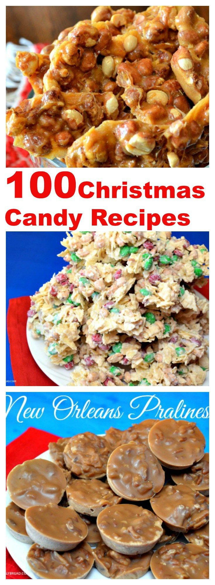 BEST CHRISTMAS CANY RECIPES  One of my favorite things to do during the Christmas season is making candy.  I can never get enough Christmas Candy Recipes.   SEE RECIPES HERE: http://recipesforourdailybread.com/christmas-candy-recipes/