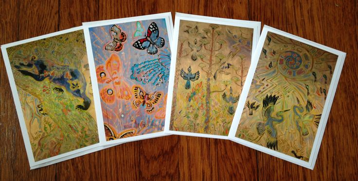 """4"""" X 6"""" original photos on archival safe card stock, make up every 4 pak of blank notecards. It's the perfect stationery for a thoughtful note to a friend with ties to the WAMA and Ocean Springs, or a great small gift for those who love to write $10."""