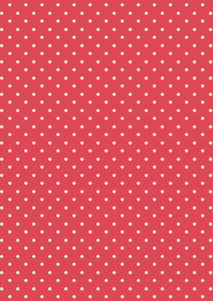 Mini Dot Poppy Red | Cath Kidston classic polkadot print design