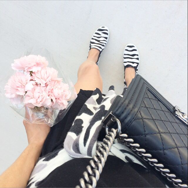 Mixing prints #prints #fwis #fashionblogger #wittner