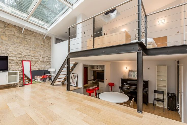 Bright Loft for 4 - Bon Marché / Vaneau - Apartments for Rent in Paris, Île-de-France, France