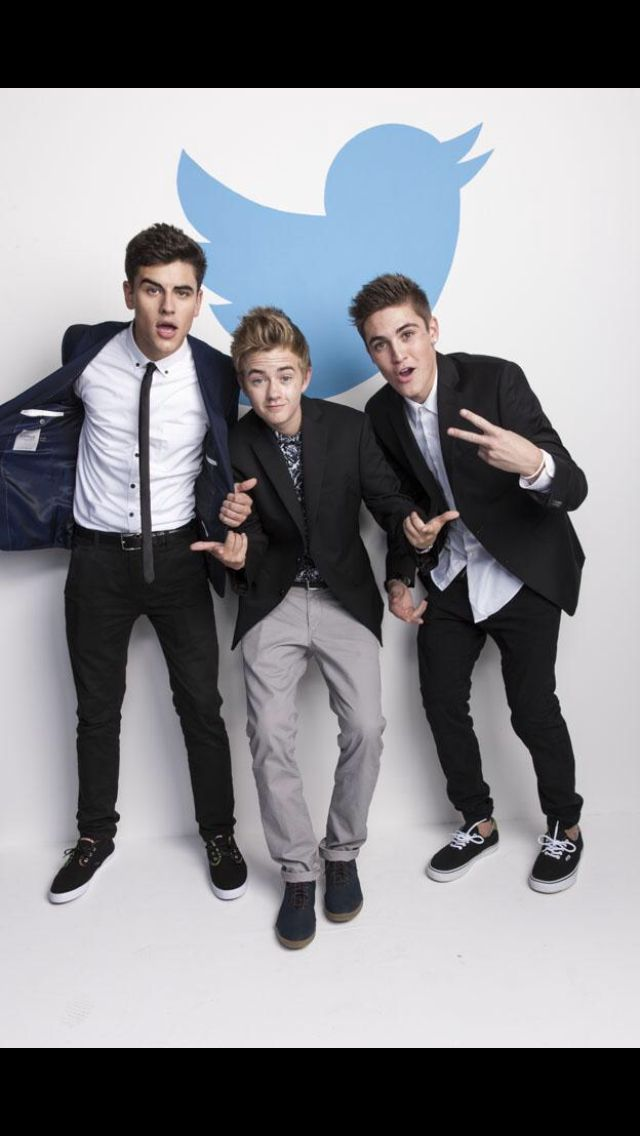 Jack Gilinsky, Jack Johnson, And Sammy Wilkinson @ Teen Choice Awards 2014