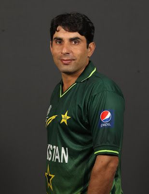 Cricket Lover: Misbah-ul-Haq fastest 50 - Test Cricket