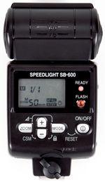 Nikon SB600 - Modo Manual
