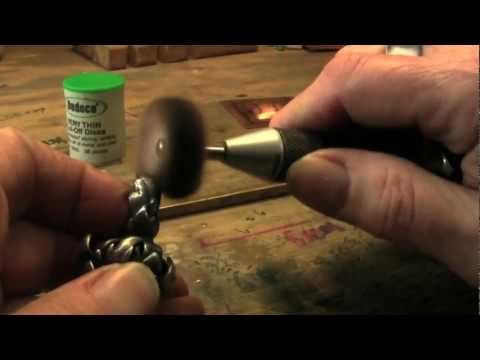 ▶ The Flex Shaft and it's Many Uses | Jewelry Tips with Nancy - YouTube
