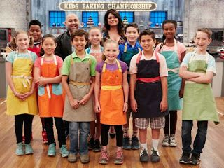 DVR Slave: Kids Baking Championship is back tonight