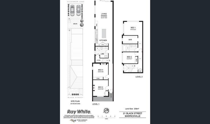 21 Black Street Marrickville NSW 2204 - House for Sale #123430802…
