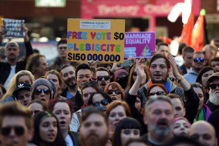 Australia: Parlamento plantea un plebiscito para legalizar el matrimonio entre parejas del mismo sexo