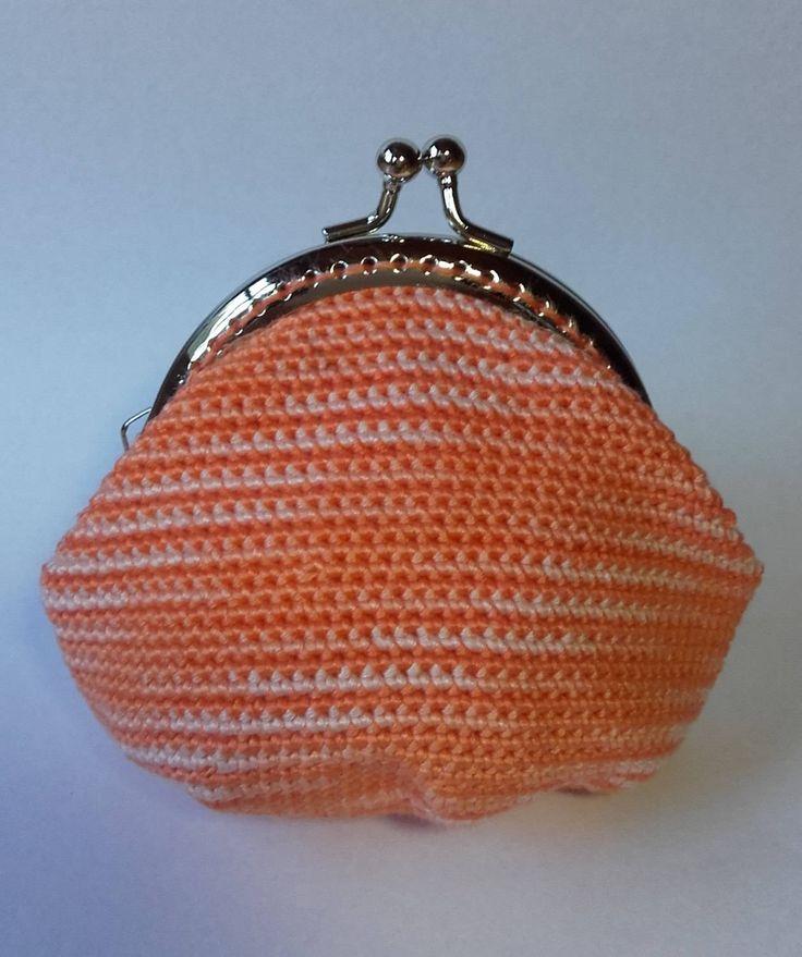 Ninfea Crochet Coin Purse by BessFlowerPots on Etsy