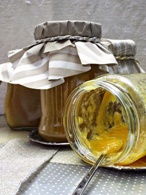 Confettura di ananas con spezie e zucchero integrale