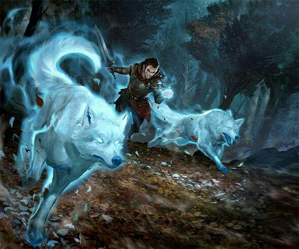 Isillord o jovem protetor da floresta também conhecido como sr lobo