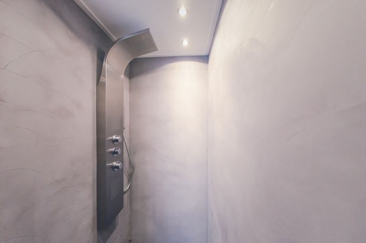 Muren beton ciré