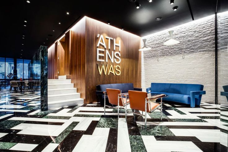 At the moment this time, we will go to Athens, Greece to examine a design hotel very attractive there. The hotel is located in one of the most ancient neighborhood of Athens, offers classic moderni…