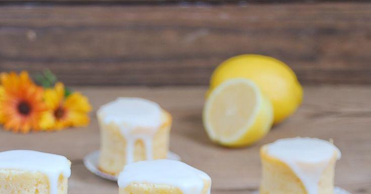Dulces bocados: Bizcochitos de limon