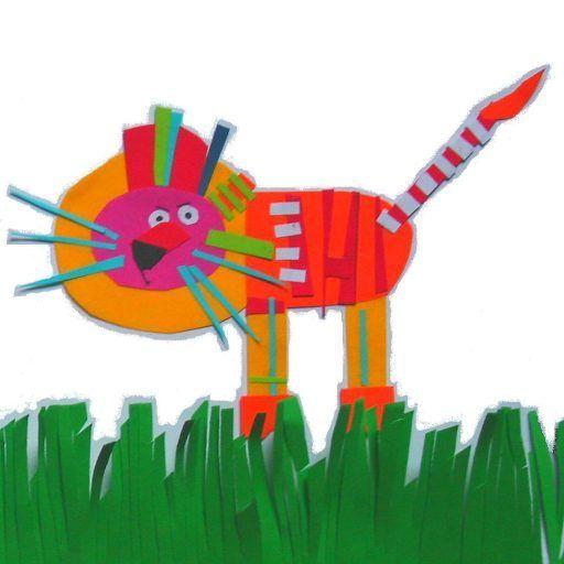Creare libri per i bambini - un abaco leporello molto semplice da realizzare con cartoncino e carta colorata di recupero, spago da cucina e perline...