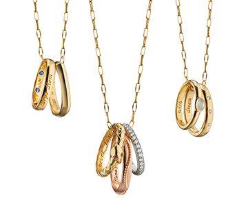 Amazona Secrets 10 Thread Wax Necklace With 18kt Gold Savannah Leaf dAd9Mi7