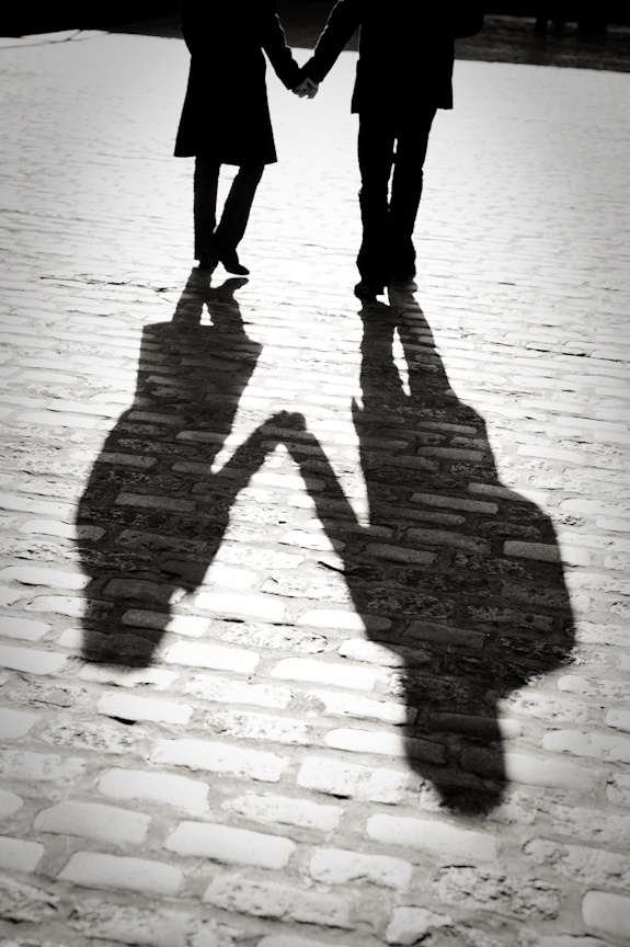 shadow shot | Shadow photography, Engagement photo