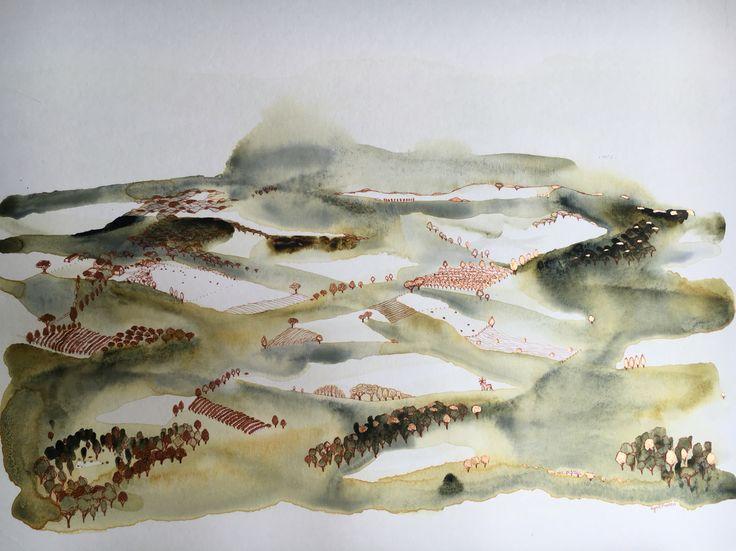 'Elements' series by Ingrid Bowen