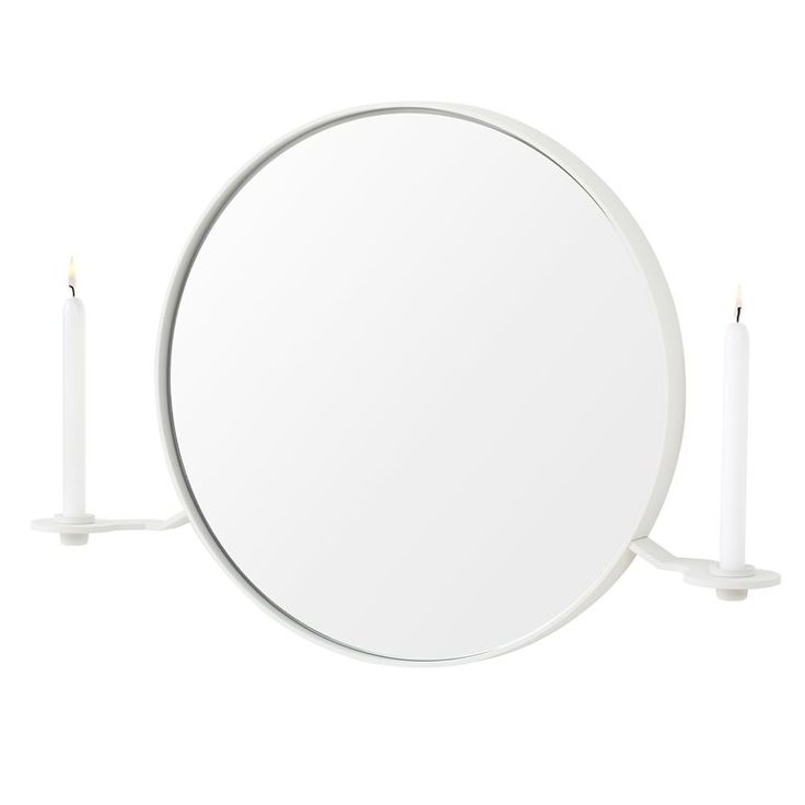 26 best Spiegel images on Pinterest Bathrooms, Circle mirrors - küchen wanduhren shop