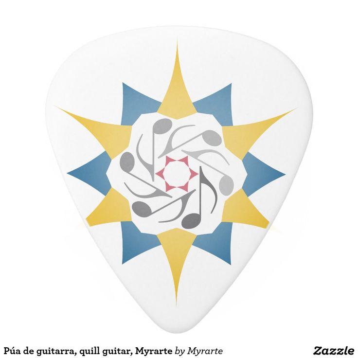 Púa de guitarra, quill guitar. Música, music. Producto disponible en tienda Zazzle. Product available in Zazzle store. Regalos, Gifts. Link to product: http://www.zazzle.com/pua_de_guitarra_quill_guitar_myrarte_pua_de_guitarra_delrin_blanco-256819886080435975?lang=es&CMPN=shareicon&social=true&rf=238167879144476949 #púa #quill #guitar #música #music