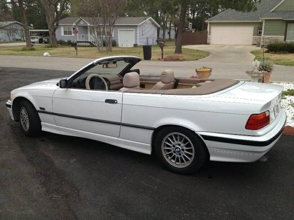 Used 1996 BMW 328i For Sale - $5,500 At Colleyville, TX  Contact: 817-454-0505  Car ID: 57917